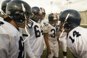 Defense Making Plans --- Image by © Royalty-Free/Corbis